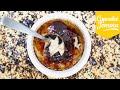 How to Make Earl Grey Crème Brûlée | Cupcake Jemma
