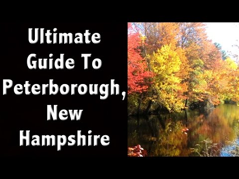 Ultimate Guide to Peterborough, New Hampshire - New Hampshire Tourism