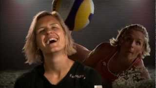 FIVB Heroes Feature - Laura Ludwig