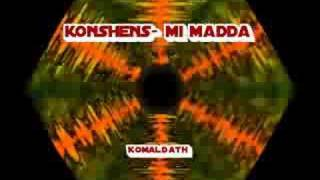 Watch Konshens Mi Madda video