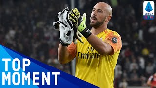 Reina Saves the Day for Milan! | Genoa 1-2 Milan | Serie A