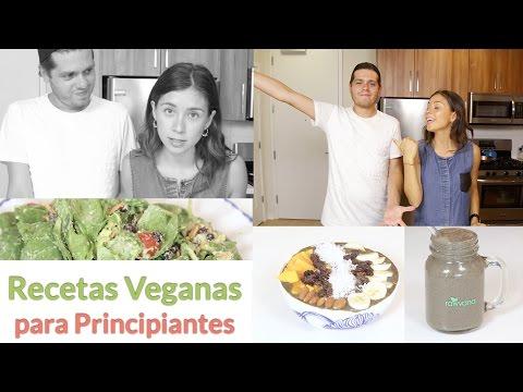 COMO COMENZAR UNA DIETA VEGANA PARA PRINCIPIANTES Ft. David Souza
