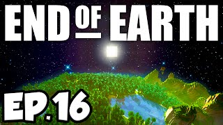 End of Earth: Minecraft Modded Survival Ep.16 - STARTING THE LAB!!! (Steve