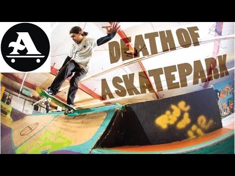 HEAVY DEATH OF RAD SKATEPARK