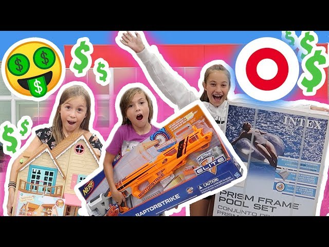 Buying the MOST EXPENSIVE ITEM in EVERY AISLE at Target! Its R Life