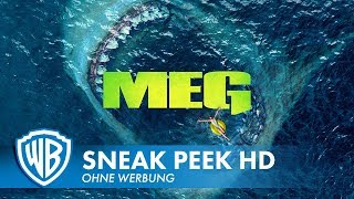 MEG - 7 Minuten Sneak Peek Deutsch HD German (2018)