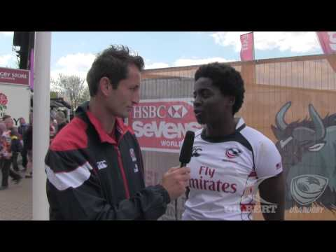 #London 7s - Post-tournament with Captain Vanesha McGee