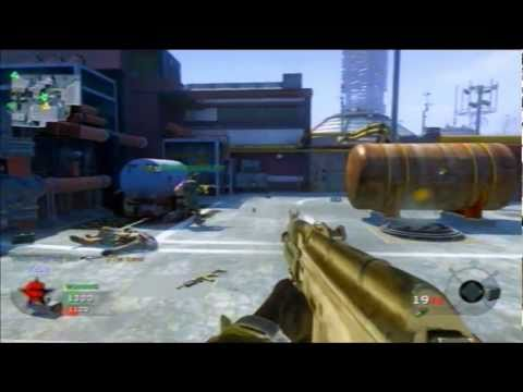CoD Black Ops Annihilation : Hangar-18 Gameplay