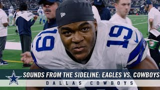 Sounds from the Sideline: Week 14 Eagles vs. Cowboys | Dallas Cowboys 2018