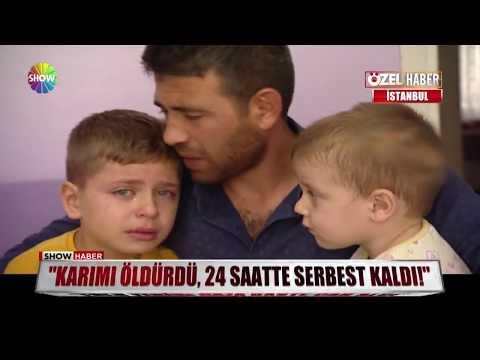 """""""Karımı öldürdü, 24 saate serbest kaldı!"""""""