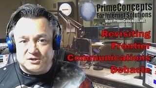 Frontier Communications Sucks!!