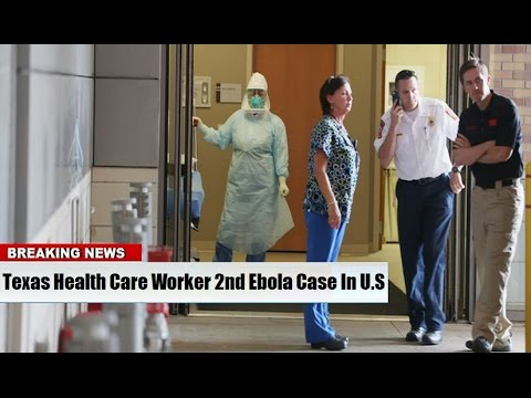 Texas Health Care Worker Becomes 2nd Ebola Case In The U.S
