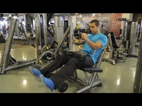 Decline of Leg Curls : Muscle Toning &amp; Strengthening