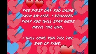 new best romantic❤️❤️❤️❤️ and heart touching 💔💔💔💓💔💓💔💓sad WhatsApp status💙💟💜💛💚💖💕 for 2018