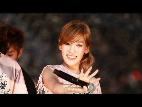 120309 happy birthday to taeyeon
