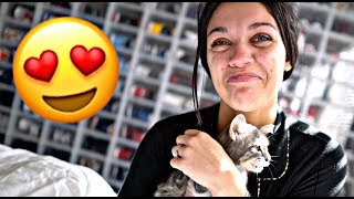 SURPRISING HER WITH A NEW PET!!