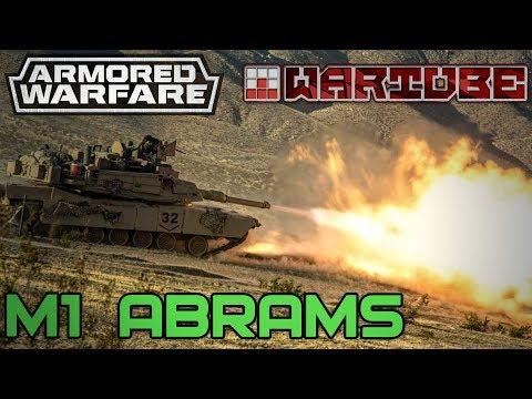 M1 Abrams - Многострадальный танк США