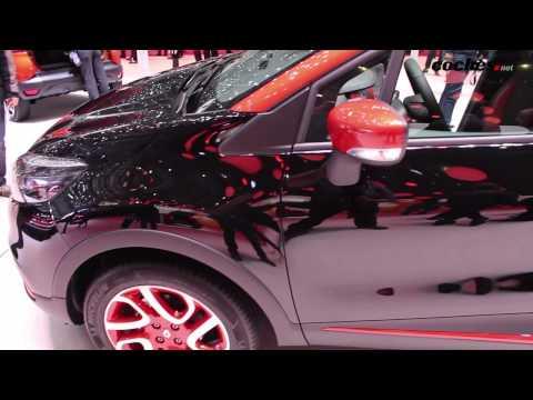Peugeot 2008 y Renault Captur - Salón de Ginebra 2013 - Geneva Motor Show