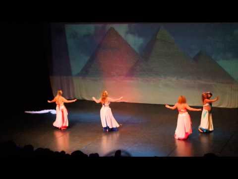 sandra belly dance