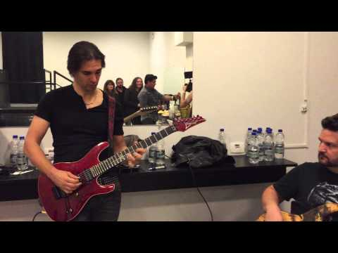 Angra Backstage - São Paulo Concert II
