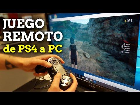 Uso a distancia entre PS4 y PC - ¿Cómo funciona?