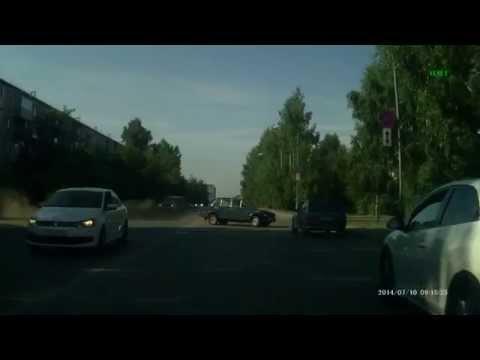 Авария Ленинск-Кузнецкий 10.07.2014