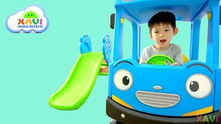 Best Pretend Play videos with Xavi - 19 Minutes Compilation video for Children and babies