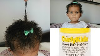CURLY HAIR BABY CARE & STYLING | CURLY KIDS