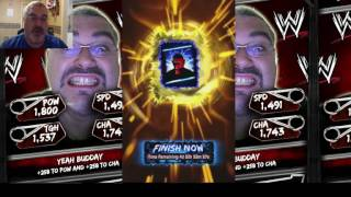 2nd WM Fusion and Summer Whatever Giveaway Prizes ANNOUNCED!! WWE Supercard #312