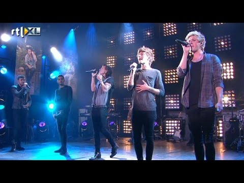 One Direction - Story Of My Life - Rtl Late Night video