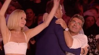 Expect the Unexpected! 65 year old Lady Is Taking Over The Stage! | Week 4 | BGT 2017