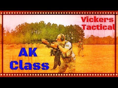 Vickers Tactical 1 Day AK-47/AK-74 Class Review (HD)