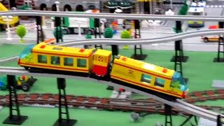LEGO Monorail Train 6399 Airport Shuttle - long and nice!
