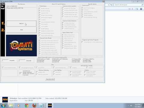 3d analyzer settings for marvel ultimate alliance.avi