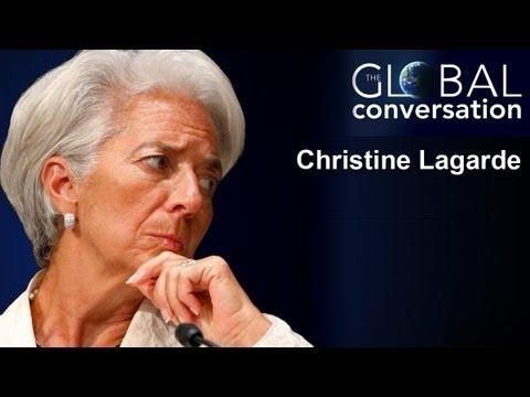 Global Conversation - Christine Lagarde :