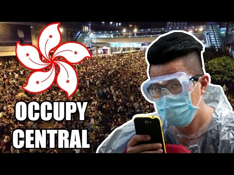 US Imperialism in Hong Kong Occupy Protests