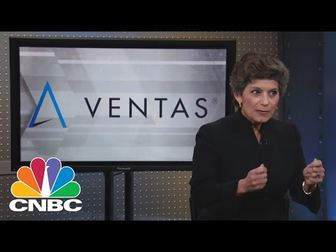 Ventas CEO: The Right Approach? | Mad Money | CNBC