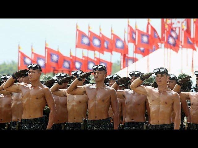 Taïwan commémore la victoire et Tchang Kaï-chek