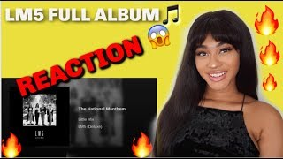 Little Mix - LM5 (Full Album) Reaction | BOP OR FLOP?