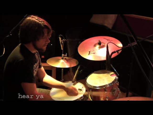 """The Deep Dark Woods - """"River In The Pines"""" - HearYa Live Session 7/14/09"""