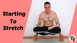 Starting To Stretch | 30 MINUTES FOLLOW ALONG | Full-Body Beginner Flexibility