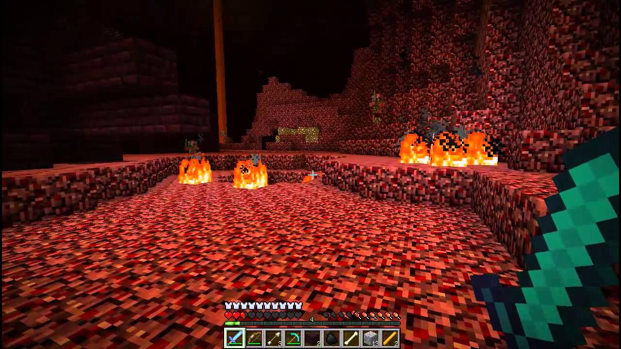Видео-прохождение Minecraft-1