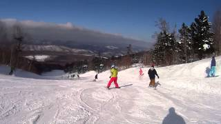 The First Time Ski