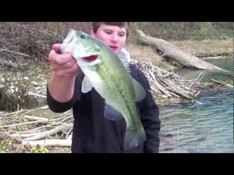 Cold Front Bass And Crappie Fishing