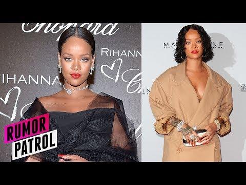 Rihanna CONFIRMS Pregnancy? (RUMOR PATROL)