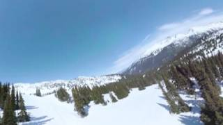 The Winter Within: Whistler Blackcomb 360 Ski Video
