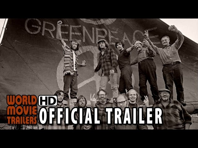 HOW TO CHANGE THE WORLD Official Trailer (2015) HD