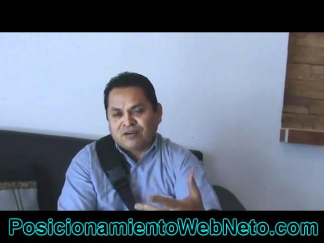 Testimonio para Ernesto Guerra de Felix Garcia - Director IluminacionLedMexico.com