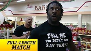 WWE SmackDown  - 'Stone Cold' Steve Austin vs. Booker T - Full Match