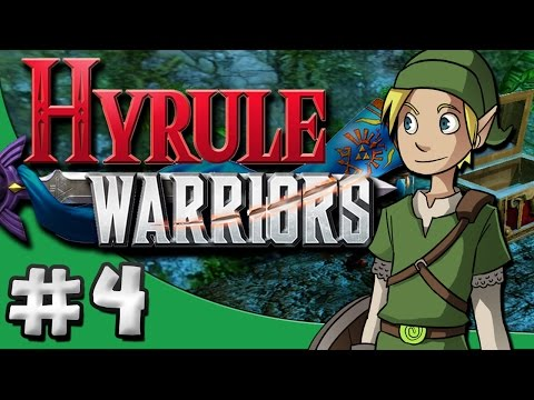 Hyrule Warriors: The Mysterious Girl - Part 4 video